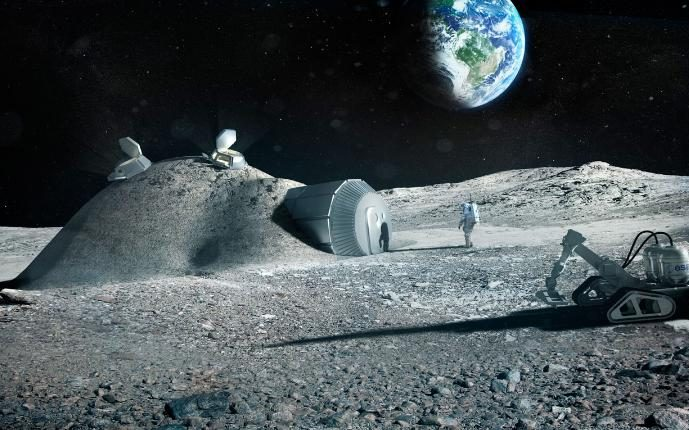Humans will soon be able to colonize the moon with help of steam-powered spacecraft