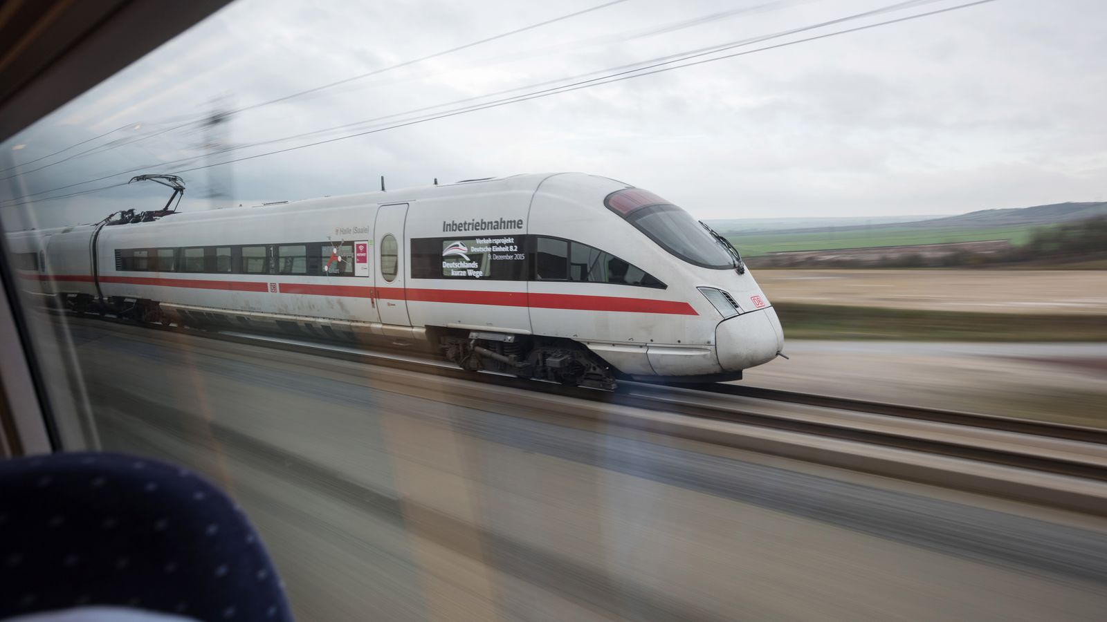 Germany Will Add Self-Driving Vehicles to Its Railroad Network