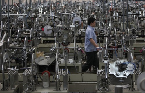 China's automation push undercuts the US promises to 'bring the jobs back' with tougher trade deals