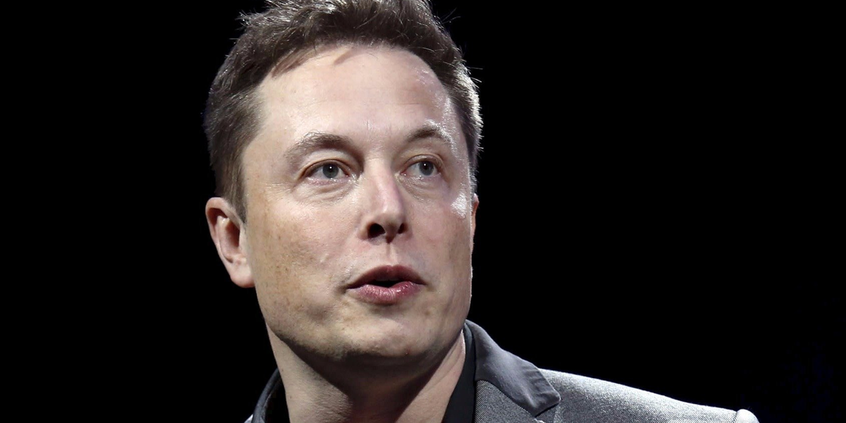 Elon Musk gives all the credit to Google's Larry Page for suggesting the