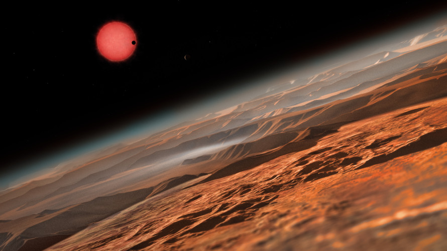 TRAPPIST-1 is checking for Habitable Planets