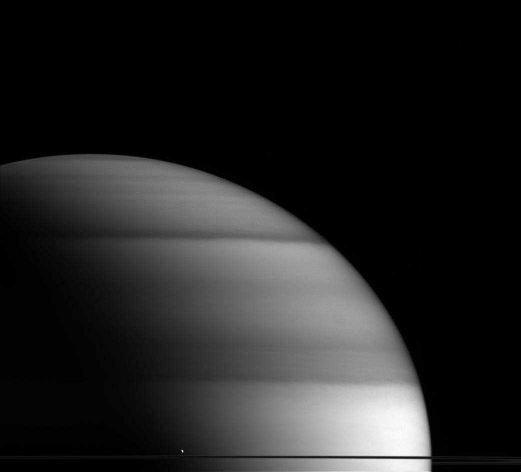 The Dew Drop of Saturn
