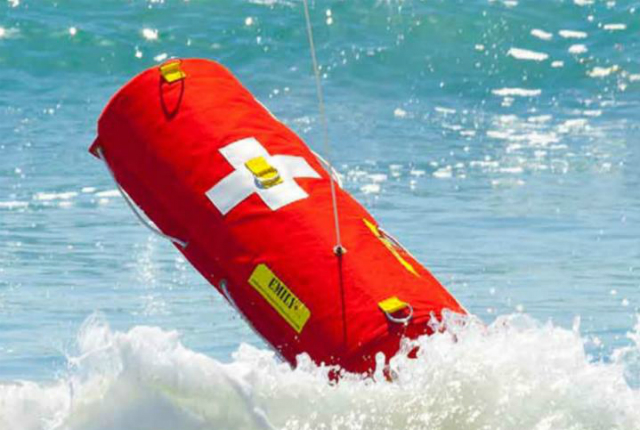 Meet EMILY, the Rugged Robotic Lifeguard