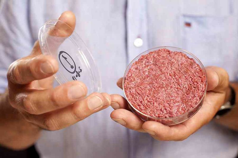 Lab-grown meat might be healthier than the real stuff