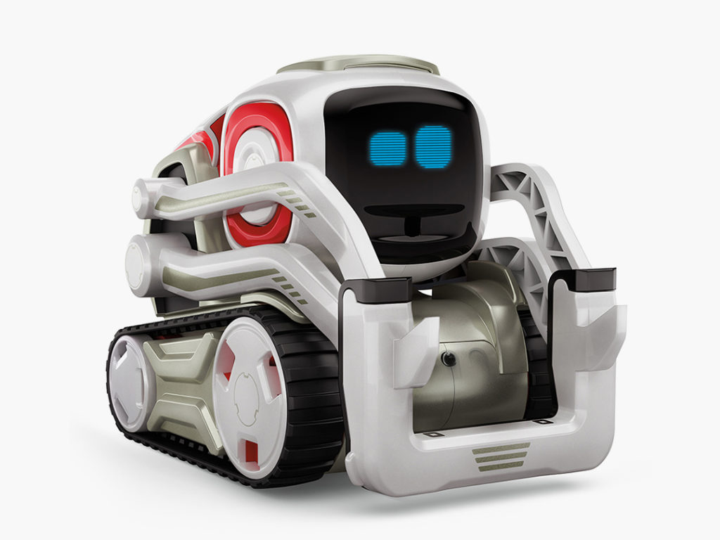 Cozmo Is an Artificially Intelligent Toy Truck that may open doors to Future of Robotics