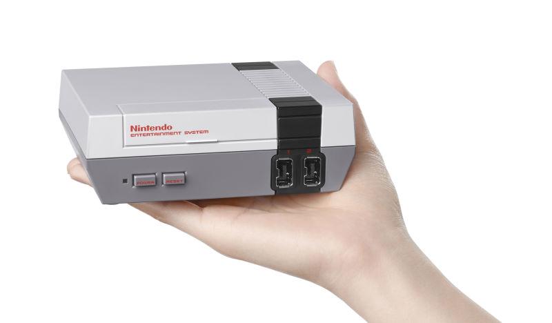 NES Mini 1