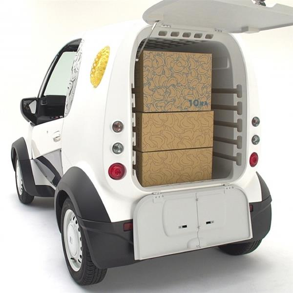 Kabuku and Honda partner to create first 3D printed delivery service car