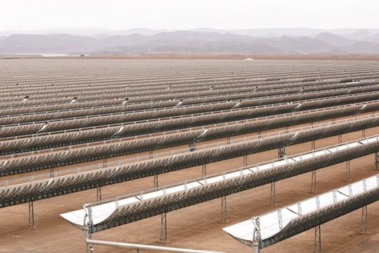 World's Largest Solar Power Plant Being Built in Morocco