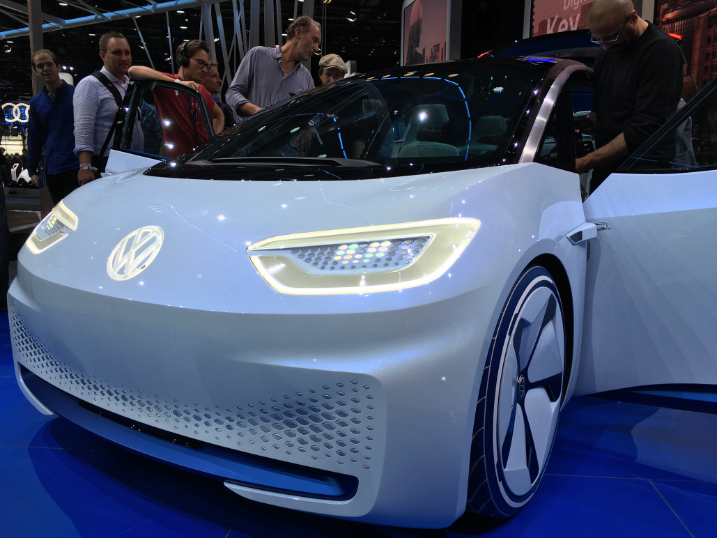Volkswagen to compete in Electric Car market in US