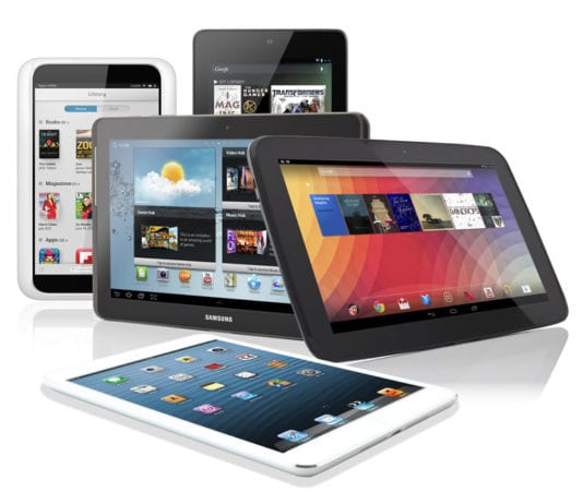 5 of the best tablets under 100