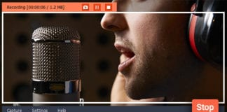 Save Podcasts From Any Website on a PC Using Movavi Screen Capture 1