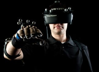 Our minds were blown experiencing virtual reality