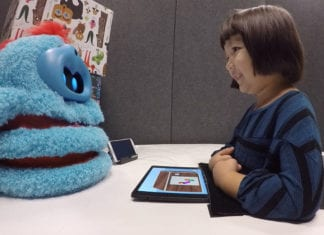 Tega the Companion Robot helps Children Develop Can-do Attitude