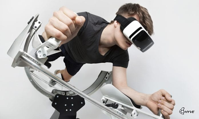 How Virtual Reality Will Reshape Your Workout