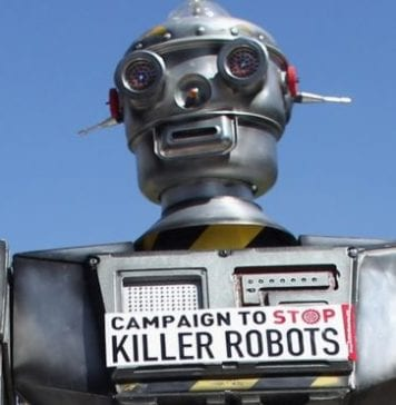 Killer robots: Experts warn of third revolution in warfare