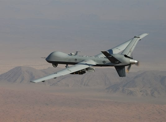 U.S. hints at selling state-of-the-art Predator Drones to India