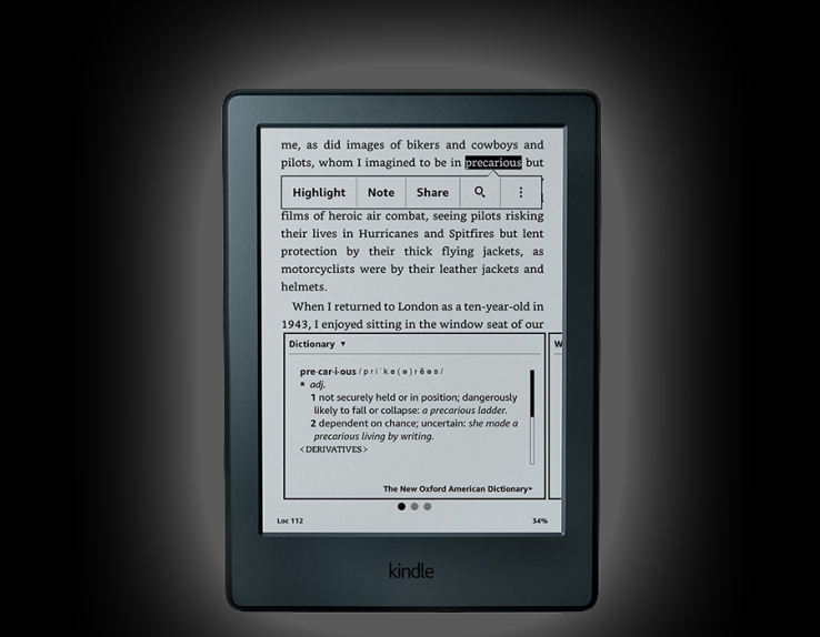 Amazon launched a million things today but all I want is a new Kindle