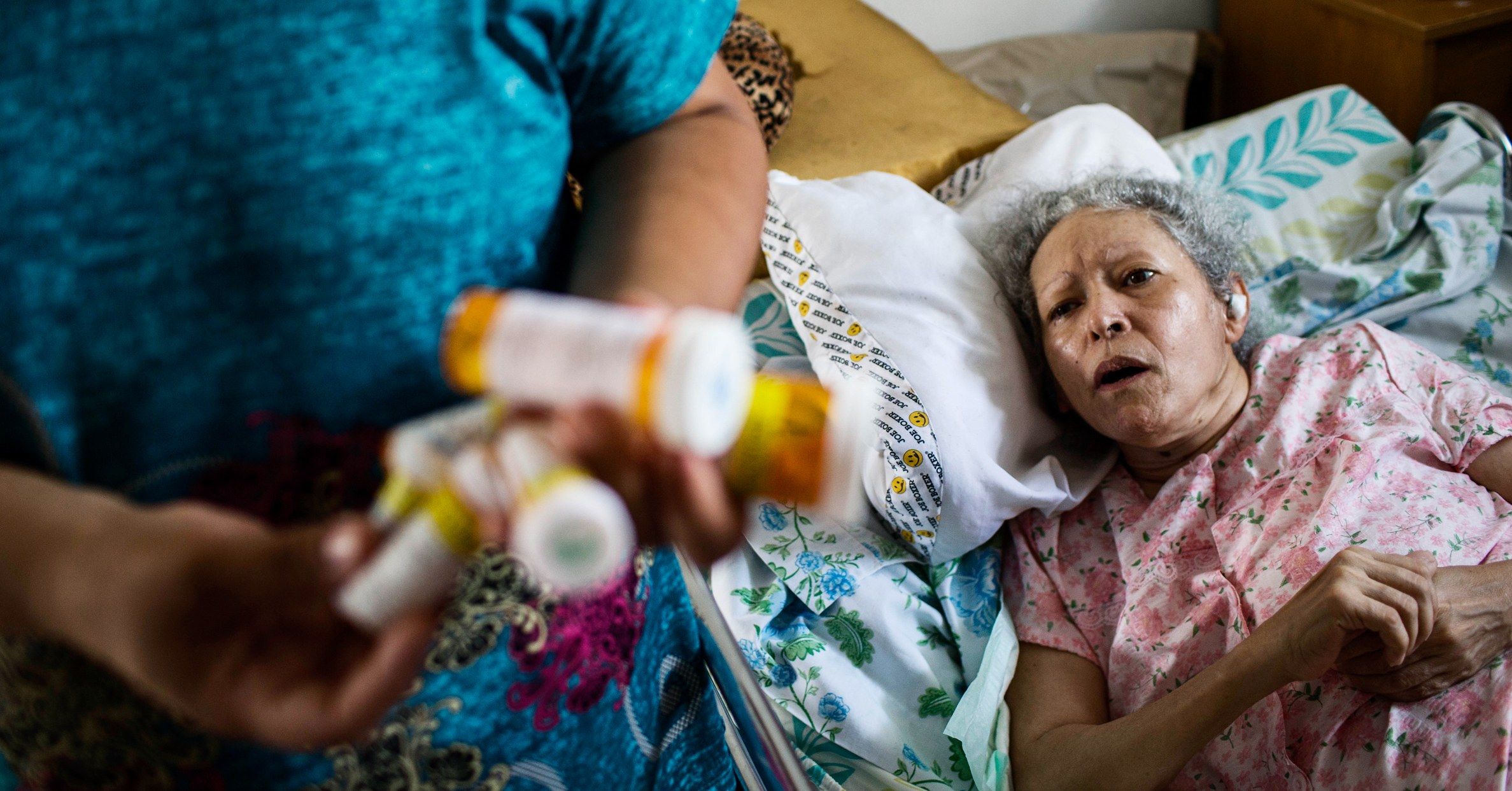 Puerto Rico's Slow-Motion Medical Disaster