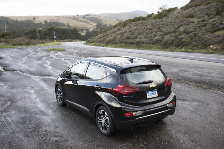 GM to introduce two new all-electric cars by 2019 in path to zero emissions
