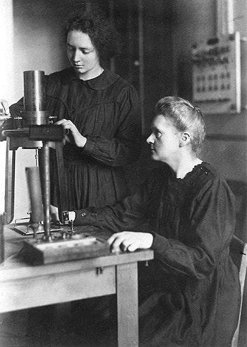 Marie Curie: Iconic Scientist, Nobel Prize Winner...War Hero?