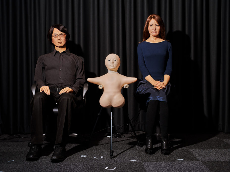 """Someday I want to have my own replicant,"" Ishiguro says. ""Probably everybody want to have one, right? Don't you think?"""