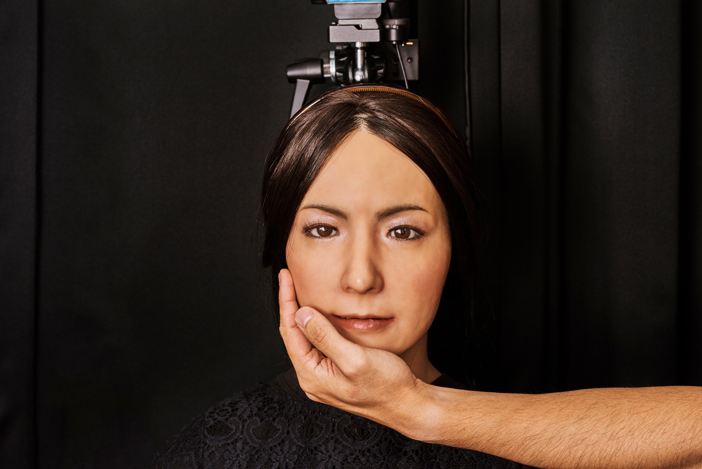Modern Love: Are Humans Ready for Intimacy With Robots?