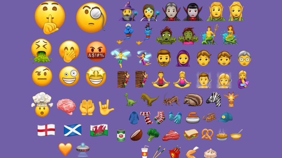 A look at the latest emoji release, which is now on the macOS beta.