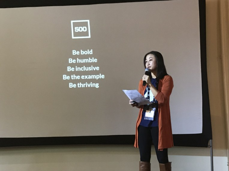 Here are some standouts from 500 Startups' 22nd demo day