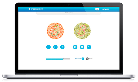 Opternative sues Warby Parker for allegedly stealing its online eye exam