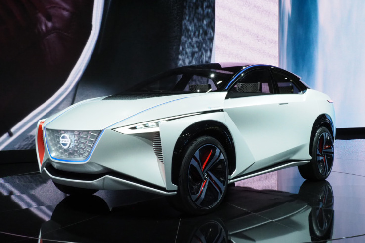 Nissan's IMx electric concept car wants to get to know you