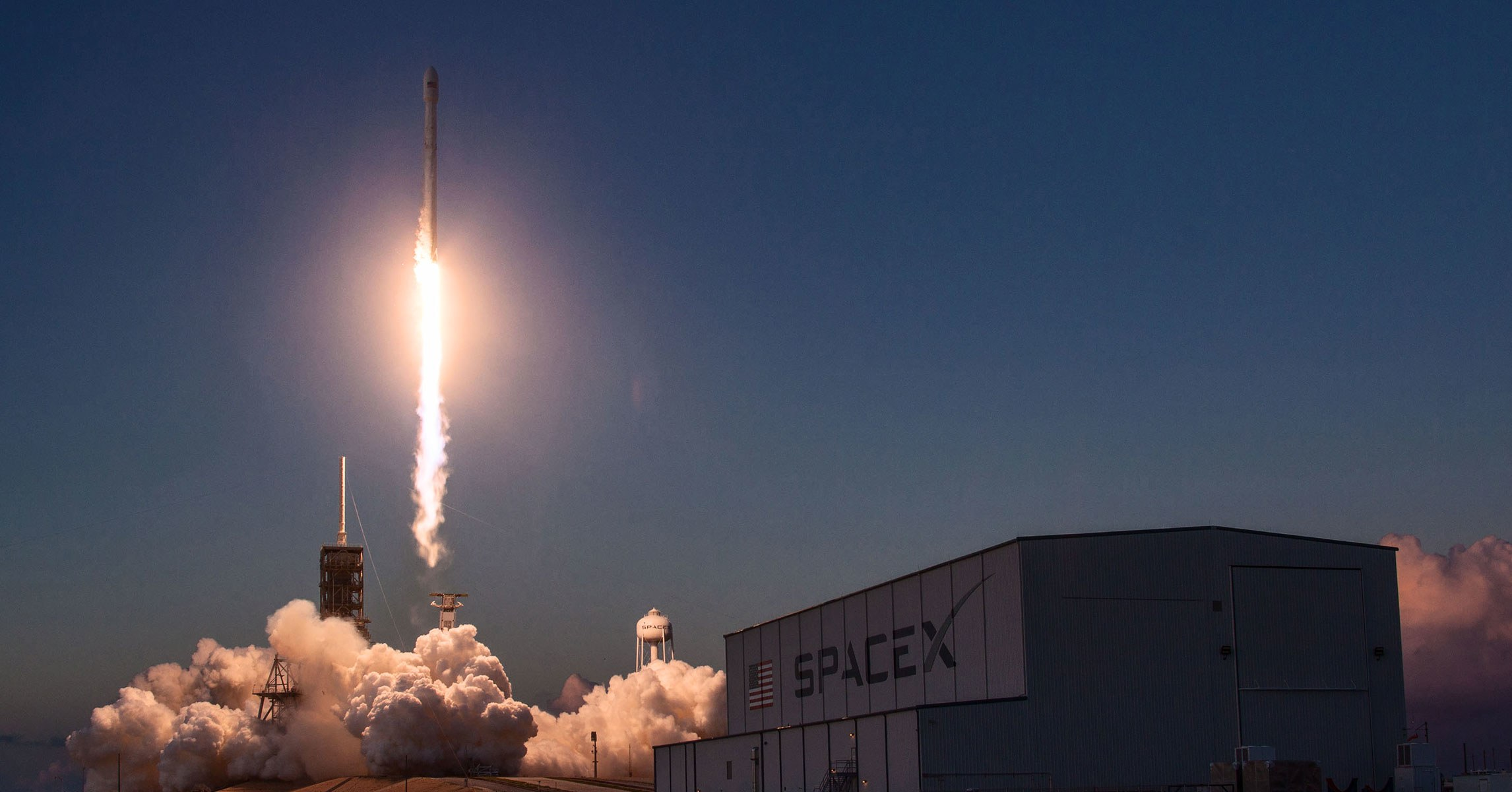 SpaceX Keeps Lining Up Covert Military Launches