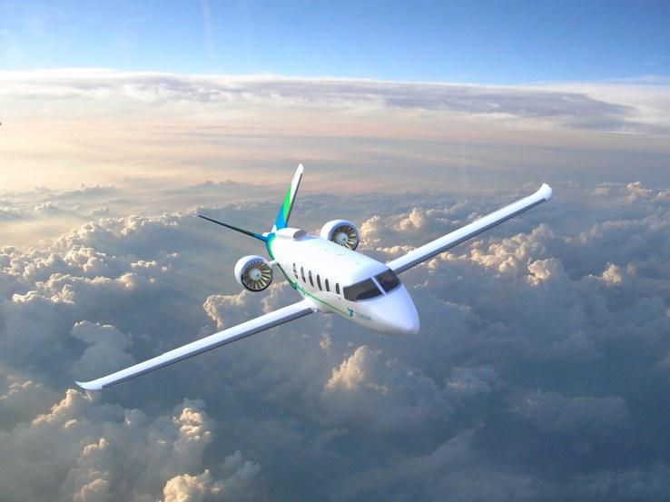 How Zunum Aero's hybrid-electric planes aim to transform flight starting in 2022