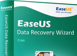 Free EaseUS Data Recovery Wizard