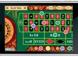 Best 5 Online Casino Games for iPhone Users