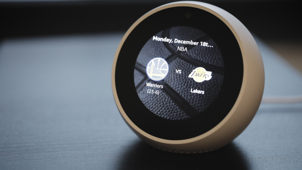 The Echo Spot is my new favorite Alexa device