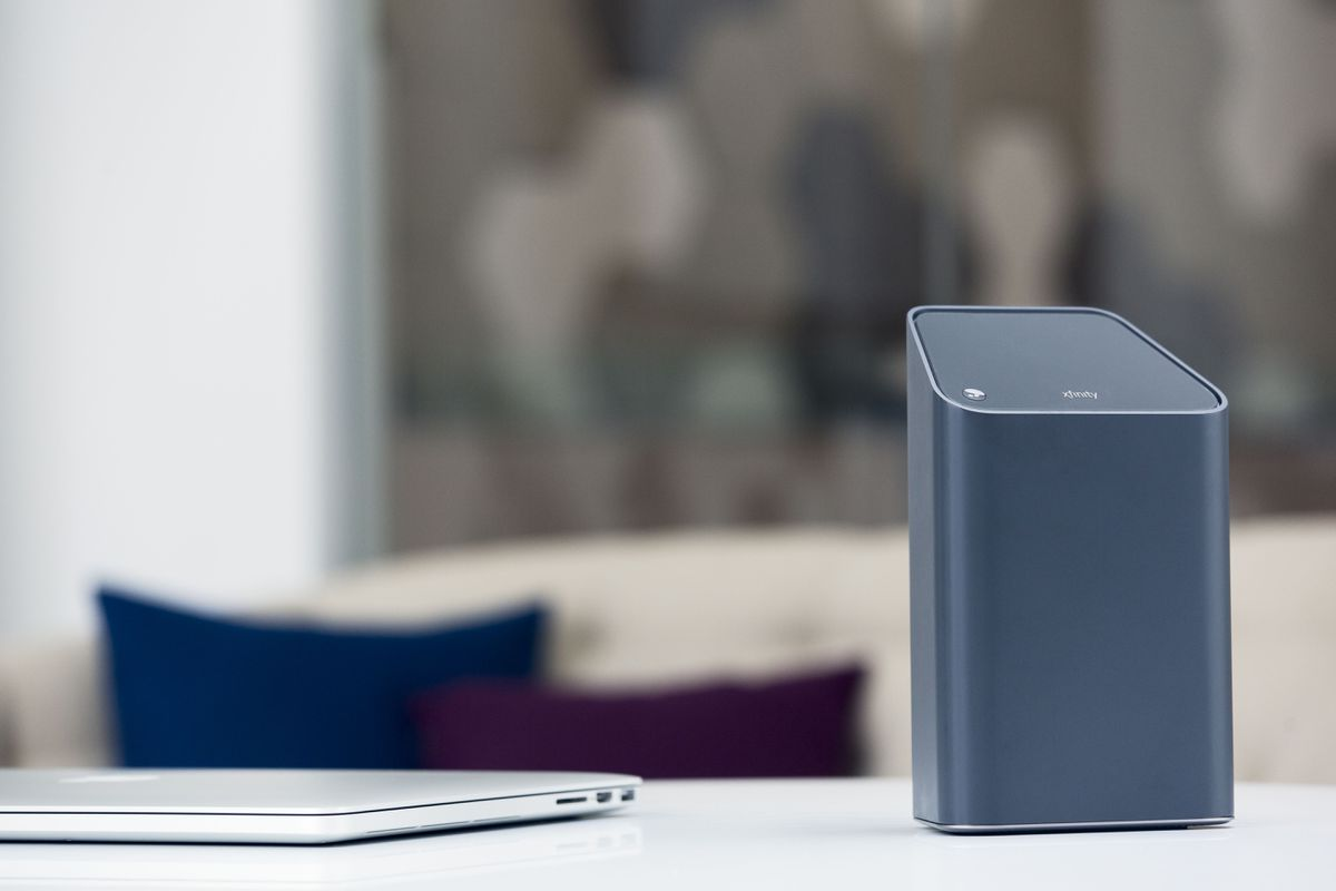Comcast designed a Wi-Fi router that you won't be ashamed to show off