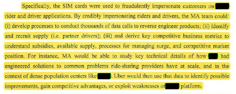 Hoo-boy! This damning Uber letter is a wild ride