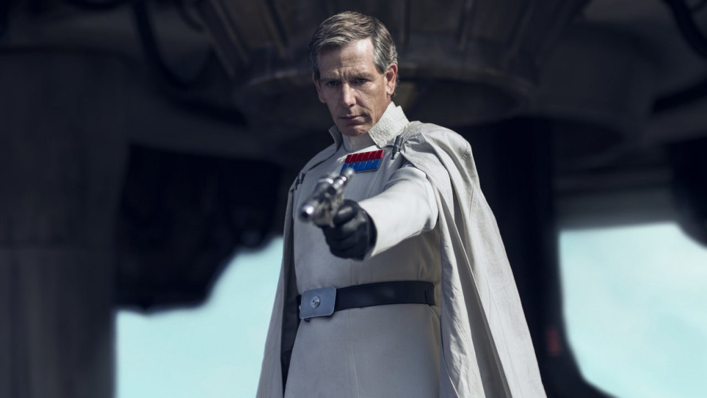 "Director Krennic led the Galactic Empire's research effort that developed the Death Star in ""Rogue One."" Credit: Lucasfilm 