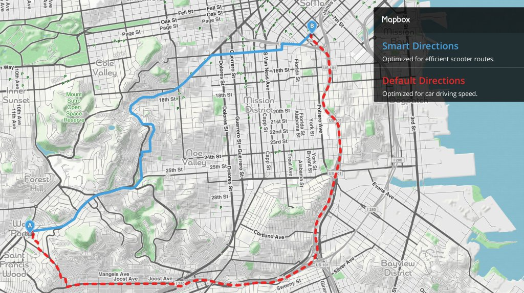 Mapbox makes another acquisition to bolster its navigation toolkits