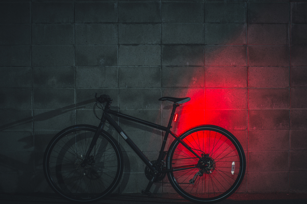 The Lucnt SRL1 is a smart bike light for smarter people