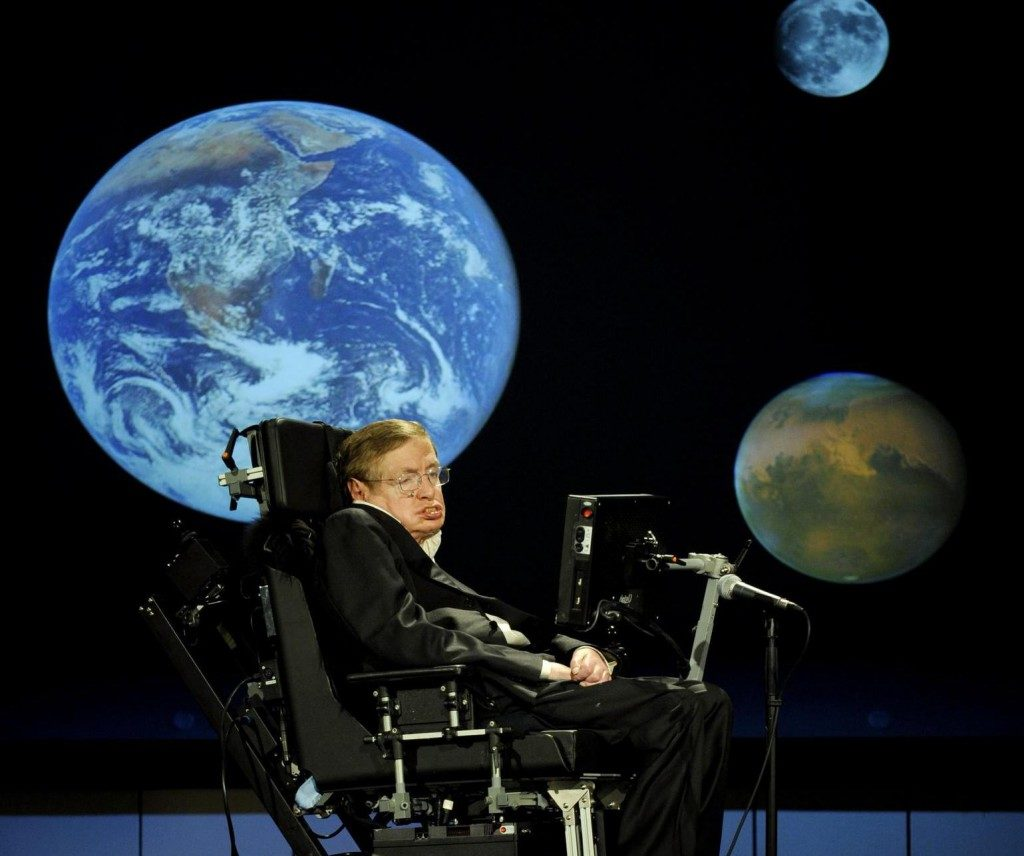 Finding Stephen Hawking's Star—And Finding Your Own