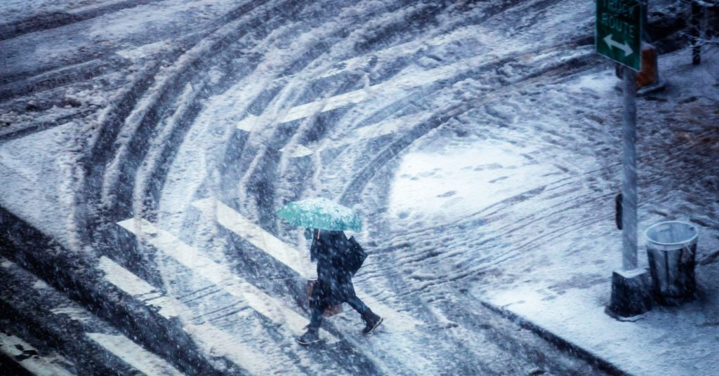 The Controversial Link Between Epic Storms and a Warming Arctic