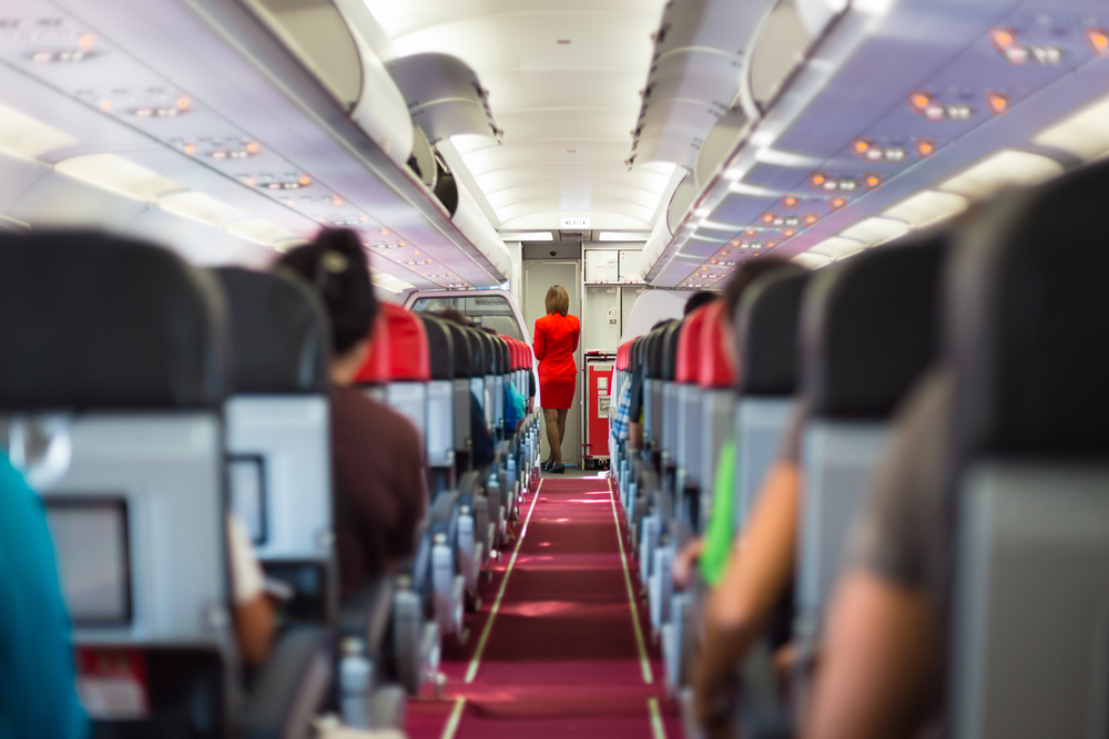 Are Airplanes Really a Microbial Playground?
