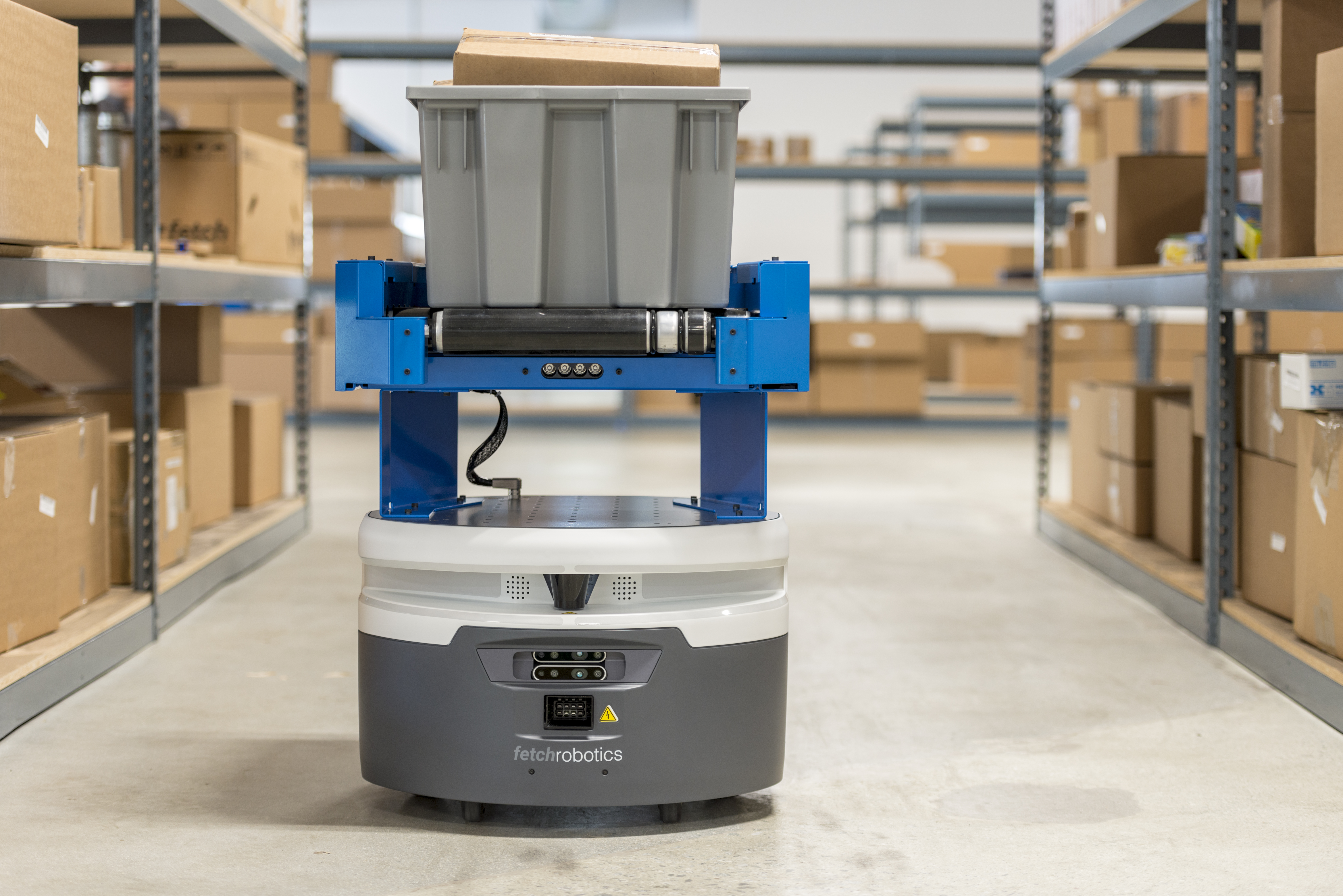 Fetch adds two new robots to its warehouse automation army