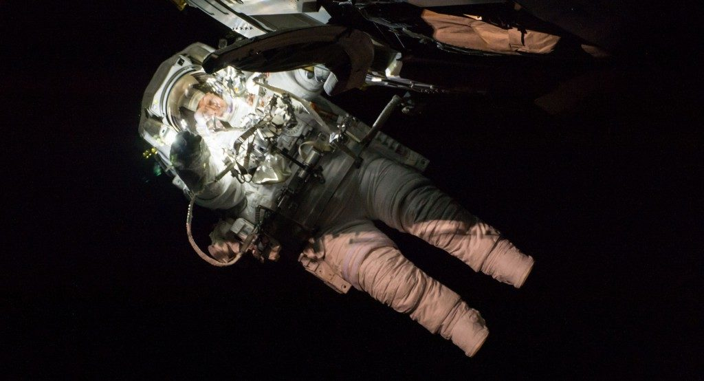 665 Days in Space and 47 minutes on TV: A Conversation with NASA Astronaut Peggy Whitson