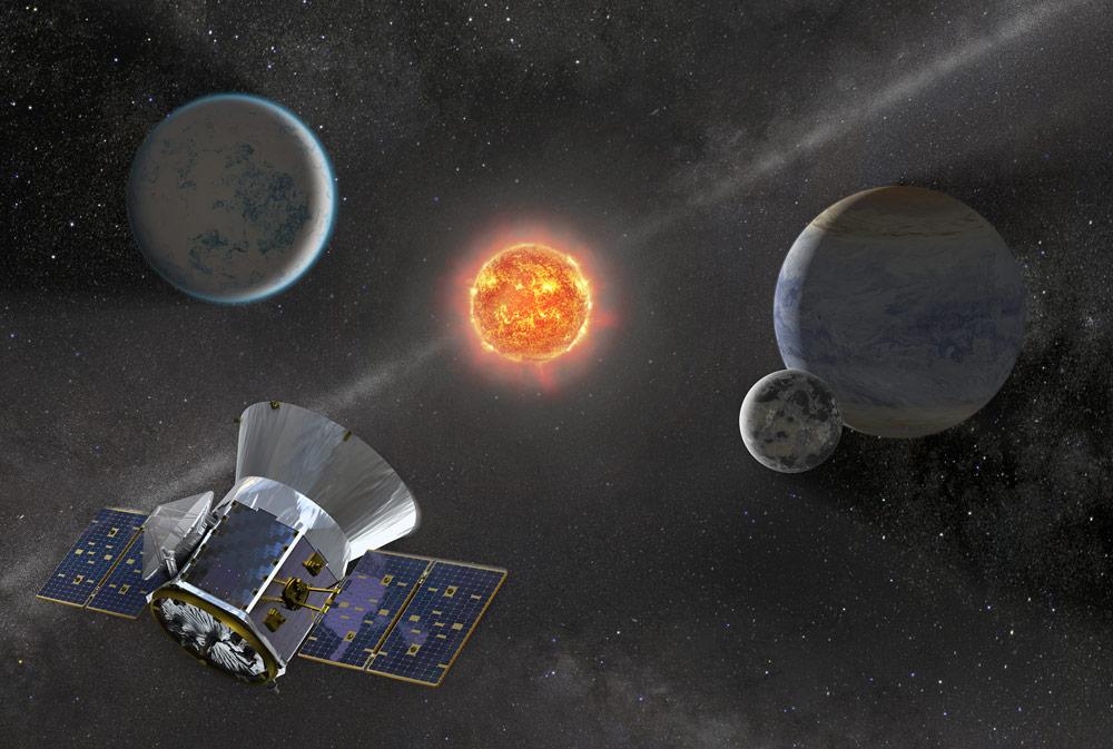 NASA's Latest Planet Hunter