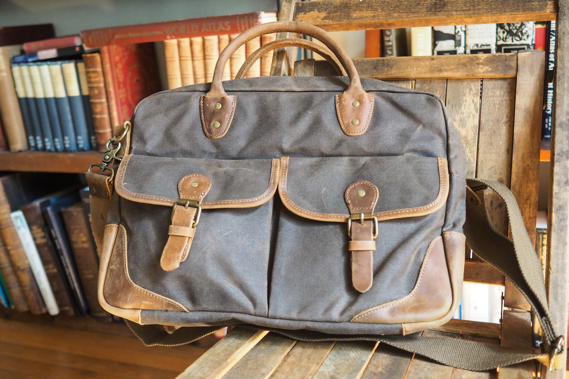 Bag Week 2018: Waxed canvas bags from Filson, Ona, Croots and more
