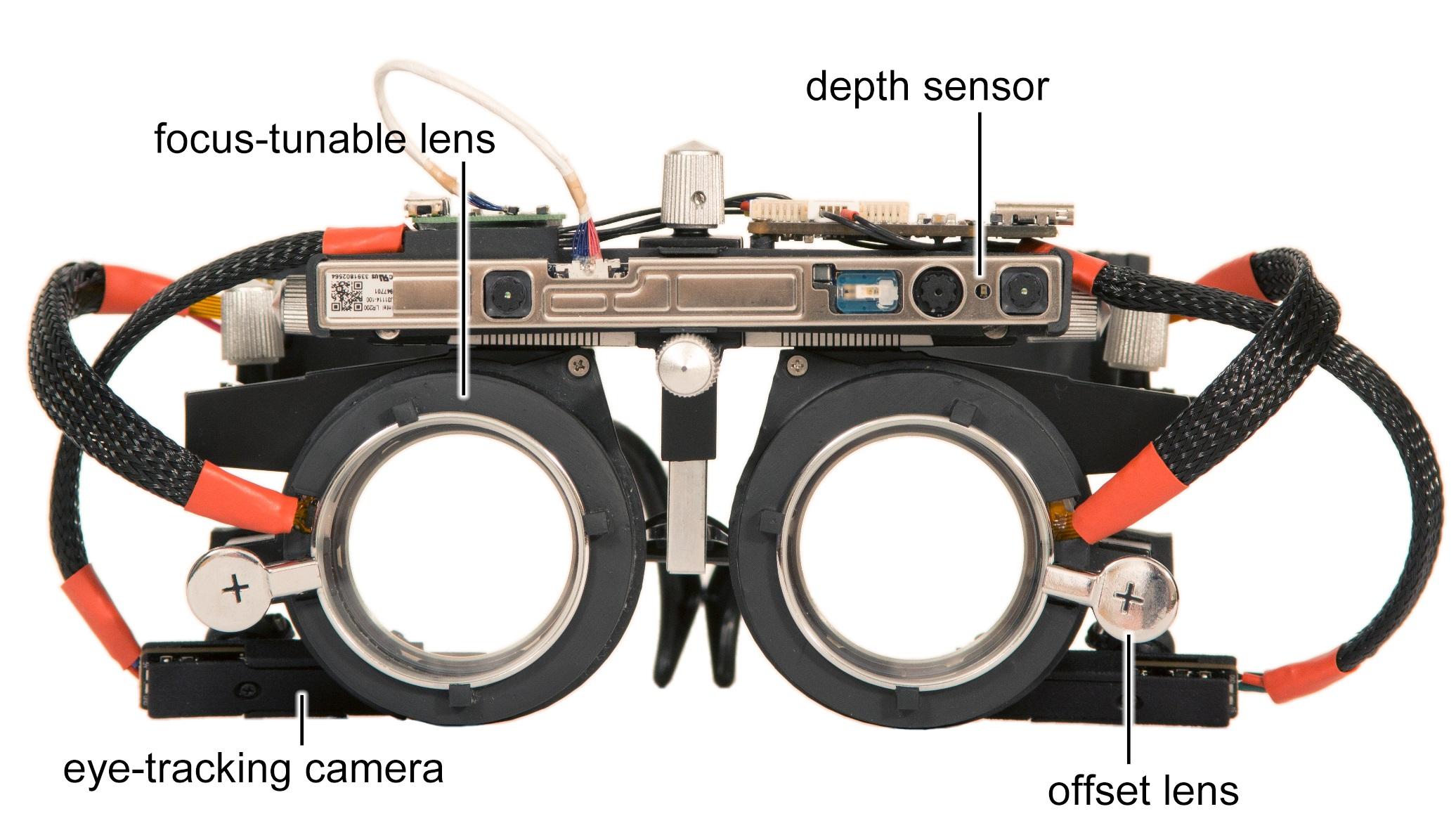Очки-протезы помогут решить возрастные проблемы со зрением