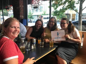 "SciStarter Happy Hour at ""Miracle of Science Bar"""