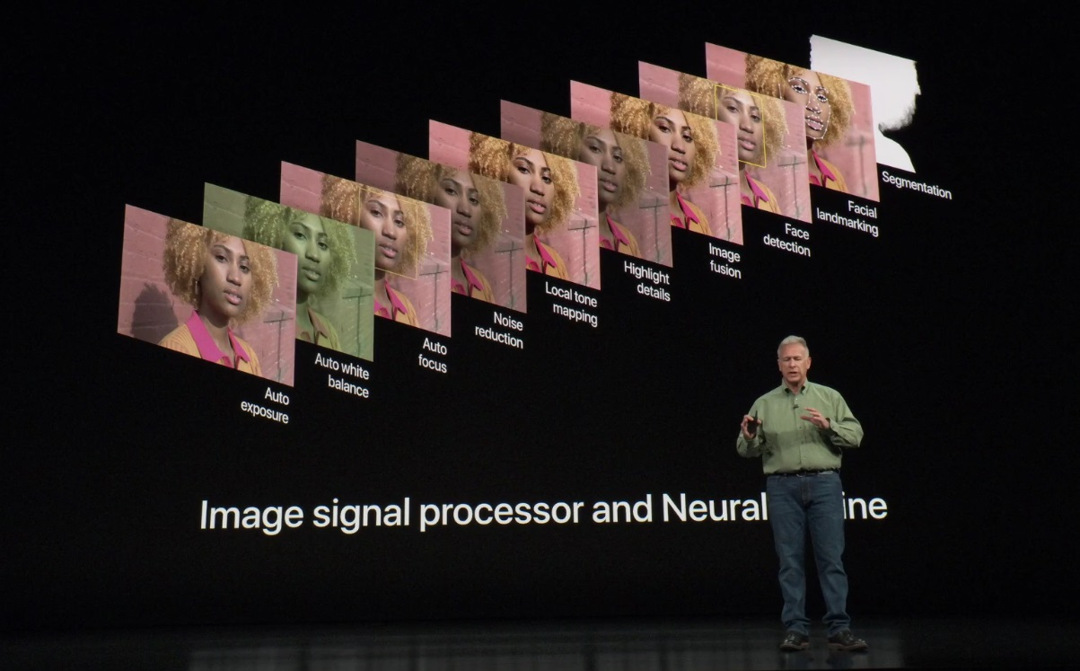The 7 most egregious fibs Apple told about the iPhone XS camera today
